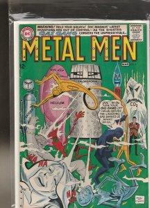 Metal Men #6