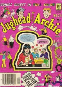 Jughead with Archie Digest Magazine #24 FN; Archie | save on shipping - details