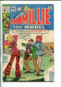 NEW MILLIE THE MODEL-#177-BASEBALL COVER-FASHION PAGE-fn