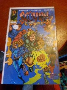 Scorpion Corps #7 (1994)
