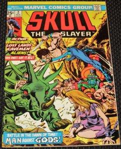 Skull the Slayer #2 (1975)