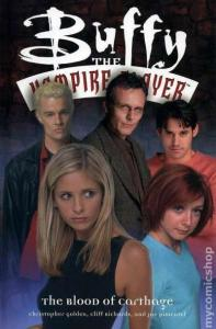 Buffy the Vampire Slayer (1998 series) The Blood of Carthage TPB #1, NM + (St...