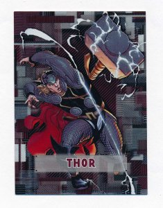 Upper Deck 2012 Marvel Beginnings III Micromotion Card #49 Thor NM/MT