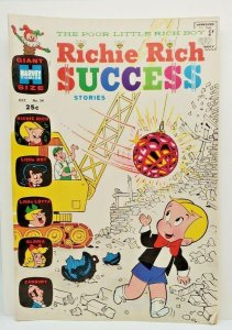 Richie Rich SUCCESS stories #34 The Poor Little Rich Boy 1970