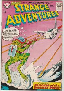Strange Adventures #155 (Aug-63) VF+ High-Grade Star Hawkins