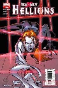 New X-Men: Hellions #3, NM (Stock photo)