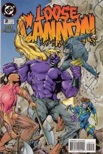 Loose Cannon #2 VF/NM; DC | save on shipping - details inside