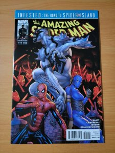 Amazing Spider-Man #664 ~ NEAR MINT NM ~ 2011 Marvel Comics