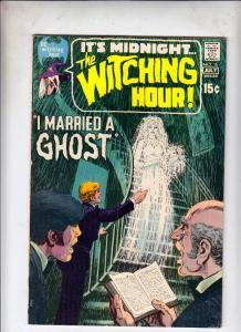 It's 12 O'Clock.. the Witching Hour #15 (Jul-71) VF/NM+ High-Grade