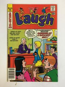 LAUGH (1946-1987)323 VF-NM  Feb 1978 COMICS BOOK