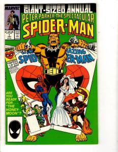 9 Comics Spectacular Spider Man Annual 7 9 209 210 230 231 234 + Symbiotes 1 SS3