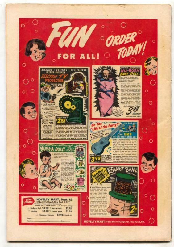Straight Arrow #12 1951- Golden Age Western FN
