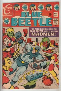 Blue Beetle #3 (Oct-67) VF/NM High-Grade Blue Beetle