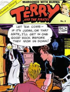 Terry and the Pirates (NBM) #2 VF/NM; NBM | save on shipping - details inside
