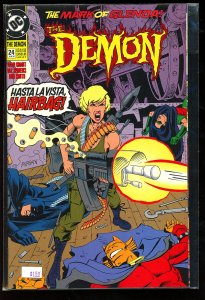 The Demon #24 (1992)