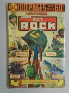 Our Army at War #275 Featuring Sgt. Rock 5.0 VG FN (1974)