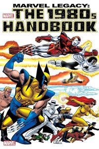 Marvel Legacy: 1980s Handbook #1, NM + (Stock photo)