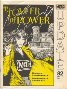 Tower of Power Vol 3 #1-Promo comic book from The Museum of Comic Art-FN/VF