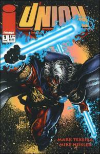 Image UNION (1993 Series) #1 NM