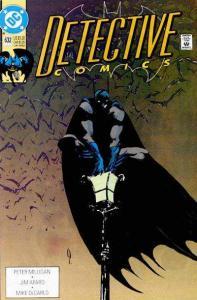 Detective Comics (1937 series) #632, NM- (Stock photo)