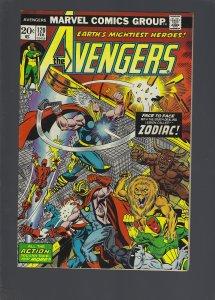 The Avengers #120 (1974)