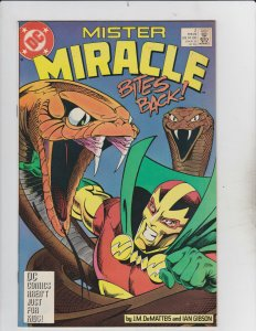 DC Comics! Mister Miracle! Issue 2!
