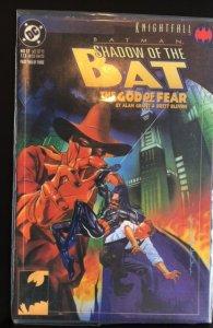 Batman: Shadow of the Bat #17 (1993)
