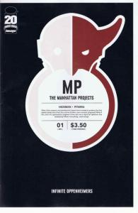 Manhattan Projects, The #1 (3rd) VF/NM; Image | save on shipping - details insid