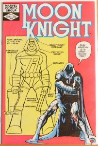 Moon Knight #19 (1982) Fine+ 6.5 or Better