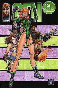 Gen13 (Mini-Series) #1C VF/NM; Image | save on shipping - details inside