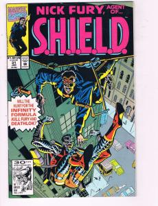 Nick Fury Agent of Shield #31 VF Marvel Comics Comic Book Deathlok DE7
