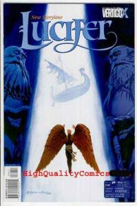 LUCIFER #36, Devil, NM+, Vertigo, Monsters, Peter Gross