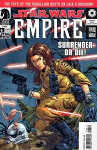 Star Wars: Empire #6 VF/NM; Dark Horse   save on shipping - details inside