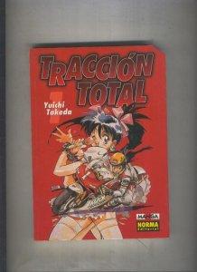 Manga gran volumen numero 16: Traccion total numero 1