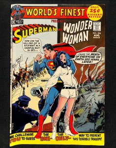 World's Finest Comics #204