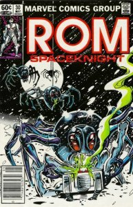 ROM #30 (Newsstand) VG; Marvel | low grade comic - save on shipping - details in