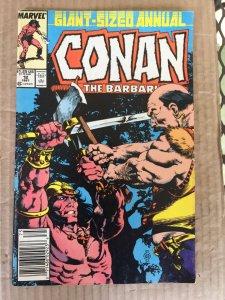 Conan the Barbarian Annual #12 (1987)