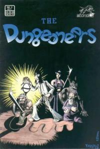 Dungeoneers #2, NM- (Stock photo)