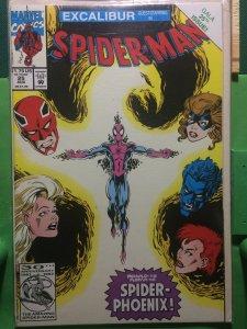 Spider-Man #25 Spider-Phoenix!