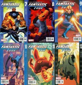 ULTIMATE FANTASTIC FOUR (2004-2009) 7-12 DOOM COMICS BOOK