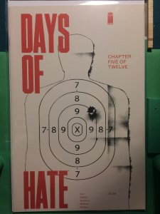 Days of Hate #5 of 12