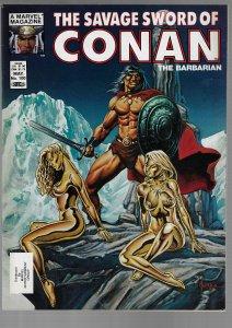 Savage Sword of Conan #100 (Marvel, 1984)
