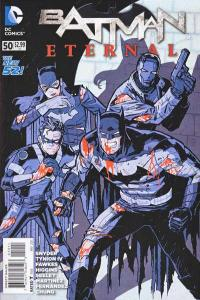 Batman Eternal #50, NM + (Stock photo)
