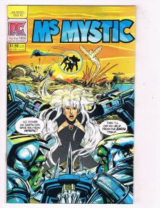 Ms Mystic #2 VF PC Comics Modern Age Comic Book Adams Feb 1984 DE46