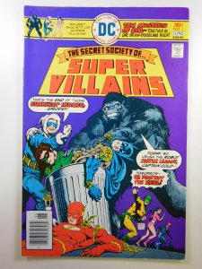 Secret Society of Super-Villains #1 (1976) FN+