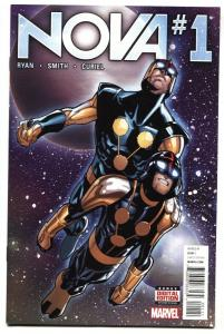 NOVA #1-MARVEL comic book 2016-First issue NM-