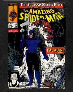 Amazing Spider-Man #320 VF/NM 9.0 McFarlane!