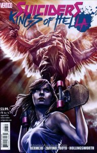 Suiciders: Kings of HelL.A. #6 VF; DC/Vertigo | save on shipping - details insid