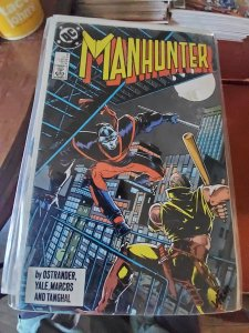 Manhunter #6 (1988)