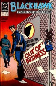 Blackhawk  #6 (1989)